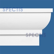 "Spectis Crown Moulding Trim MD1410 or MD 1410 Moulding - 7""P X 16 1/2""H X 12'0""L"