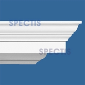 "Spectis Crown Moulding Trim MD1413 or MD 1413 Moulding - 8 1/2""P X 7 1/4""H X 12'0""L"