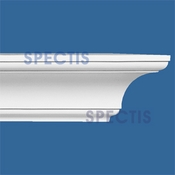 "Spectis Crown Moulding Trim MD1433 or MD 1433 Moulding - 7 3/8""P X 7 3/8""H X 12'0""L"