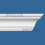"Spectis Crown Moulding Trim MD1436 or MD 1436 Moulding - 2 1/8""P X 2 1/8""H X 12'0""L"