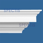 "Spectis Crown Moulding Trim MD1437 or MD 1437 Moulding - 8 7/8""P X 9 1/2""H X 12'0""L"