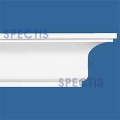"Spectis Crown Moulding Trim MD1447 or MD 1447 Moulding - 6""P X 8""H X 12'0""L"