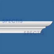 "Spectis Crown Moulding Trim MD1464 or MD 1464 Moulding - 2 5/8""P X 2 3/4""H X 12'0""L"