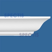 "Spectis Crown Moulding Trim MD1465 or MD 1465 Moulding - 4 1/4""P X 4 3/4""H X 12'0""L"