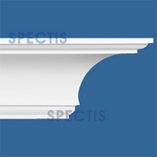 "Spectis Crown Moulding Trim MD1466 or MD 1466 Moulding - 10 1/2""P X 10 1/2""H X 12'0""L"