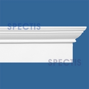 "Spectis Crown Moulding Trim MD1501 or MD 1501 Moulding - 3 3/16""P X 6""H X 12'0""L"