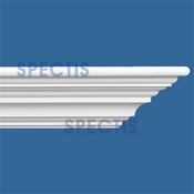 "Spectis Crown Moulding Trim MD1534 or MD 1534 Moulding - 6 3/4""P X 6 1/2""H X 12'0""L"