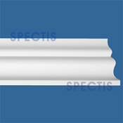 "Spectis Crown Moulding Trim MD1539 or MD 1539 Moulding - 1 1/2""P X 5 1/8""H X 12'0""L"