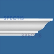 "Spectis Crown Moulding Trim MD1541 or MD 1541 Moulding - 4 1/8""P X 4 1/8""H X 12'0""L"