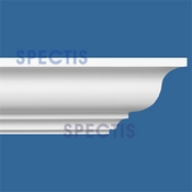 "Spectis Crown Moulding Trim MD1542 or MD 1542 Moulding - 7""P X 7""H X 12'0""L"