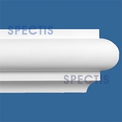 "Spectis Crown Moulding Trim MD1544 or MD 1544 Moulding - 5""P X 10""H X 10'0""L"