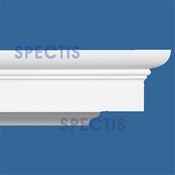 "Spectis Crown Moulding Trim MD1563 or MD 1563 Moulding - 6 1/4""P X 6 1/2""H X 12'0""L"