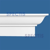 "Spectis Crown Moulding Trim MD1577 or MD 1577 Moulding - 6 5/8""P X 11""H X 12'0""L"