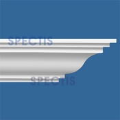 "Spectis Crown Moulding Trim MD1588 or MD 1588 Moulding - 8""P X 10""H X 12'0""L"
