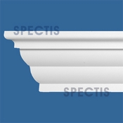 "Spectis Crown Moulding Trim MD1601 or MD 1601 Moulding - 4 1/2""P X 7""H X 12'L"