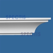 "Spectis Crown Moulding Trim MD1612 or MD 1612 Moulding - 4""P X 4""H X 12'L"