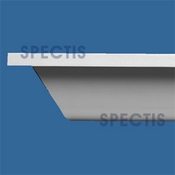 "Spectis Crown Moulding Trim MD1616 or MD 1616 Moulding - 2 3/4""P X 2 9/16""H X 12'L"