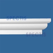 "Spectis Crown Moulding Trim MD1617 or MD 1617 Moulding - 3 1/2""P X 5 1/2""H X 12'L"