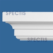 "Spectis Crown Moulding Trim MD1618 or MD 1618 Moulding - 3 1/2""P X 6""H X 12'L"