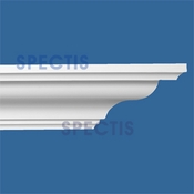 "Spectis Crown Moulding Trim MD1624 or MD 1624 Moulding - 7 1/2""P X 6""H X 12'0""L"