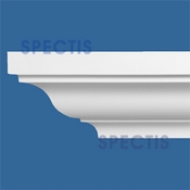 "Spectis Crown Moulding Trim MD1646 or MD 1646 Moulding - 12""P X 12""H X 6'L"