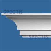 "Spectis Crown Moulding Trim MD1653 or MD 1653 Moulding - 6 3/4""P X 9""H X 12'L"