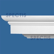"Spectis Crown Moulding Trim MD1658 or MD 1658 Moulding - 11 7/8""P X 10 3/4""H X12'L"
