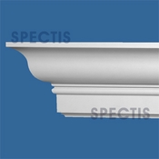 "Spectis Crown Moulding Trim MD1660 or MD 1660 Moulding - 7 1/2""P X 11 5/8""H X 12'L"