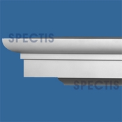 "Spectis Crown Moulding Trim MD1662 or MD 1662 Moulding - 12 3/4""P X 12 1/8""H X12'L"