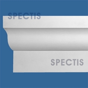 "Spectis Crown Moulding Trim MD1663 or MD 1663 Moulding - 6""P X 23""H X 12'L"