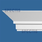 "Spectis Crown Moulding Trim MD1664 or MD 1664 Moulding - 3 3/4""P X4 9/16 ""H X 12'L"