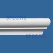 "Spectis Crown Nose Moulding Trim MD1103 or MD 1103 Moulding - 1 1/2""P X 2 3/8""H X 12'0""L"