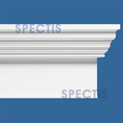 "Spectis Crown with Base Moulding Trim MD1006 - 5""P X 14""H X 12'0""L"