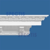 "Spectis Decorative Crown Moulding MD1029 - 6 3/4""P X 6 1/4""H X 11'7""L"