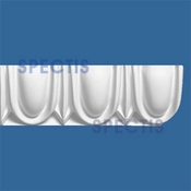 "Spectis Decorative Moulding Trim MD1032 or MD 1032 Moulding - 1 3/8""P X 2 3/4""H X 11'5""L"