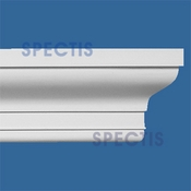 "Spectis Moulding Back Band Trim MD1337 or MD 1337 Moulding - 3 1/8""P X 5 1/8""H X 12'0""L"