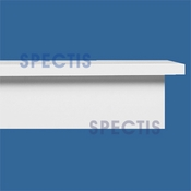 "Spectis Moulding Back Band Trim MD1394 or MD 1394 Moulding - 3""P X 6 1/4""H X 14'0""L"