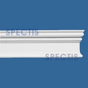 "Spectis Moulding Base Cap Trim MD1377 or MD 1377 Moulding - 1""P X 3 1/2""H X 12'0""L"
