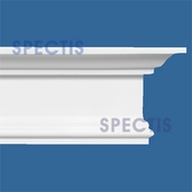 "Spectis Moulding Base Cap Trim MD1489 or MD 1489 Moulding - 2""P X 4""H X 12'0""L"