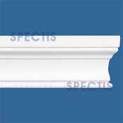 "Spectis Moulding Base Cap Trim MD1491 or MD 1491 Moulding - 1 1/4""P X 4 1/2""H X 8' 0""L"