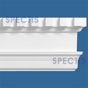 "Spectis Moulding Base Cap Trim MD1520 or MD 1520 Moulding - 5 7/8""P X 17 1/2""H X 12'0""L"