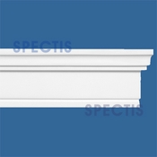 "Spectis Moulding Base Cap Trim MD1521 or MD 1521 Moulding - 2 1/2""P X 4 1/4""H X 12'0""L"