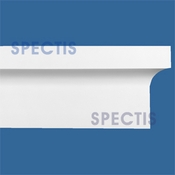 "Spectis Moulding Base Cap Trim MD1570 or MD 1570 Moulding - 2 3/4""P X 10 13/16""H X 12'0""L"
