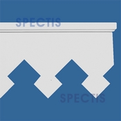 "Spectis Moulding Base Trim MD1074 or MD 1074 Moulding - 1 3/4""P X 11 1/2""H X 10'9""L"