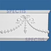 "Spectis Moulding Base Trim MD1296 or MD 1296 Moulding - 1 3/4""P X 16""H X 12'0""L"