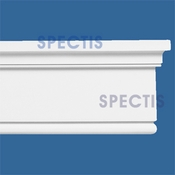 "Spectis Moulding Base Trim MD1422 or MD 1422 Moulding - 2""P X 8 3/4""H X 12'0""L"