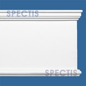 "Spectis Moulding Base Trim MD1476 or MD 1476 Moulding - 1 3/8""P X 10 3/4""H X 12'0""L"