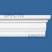 "Spectis Moulding Base Trim MD1492 or MD 1492 Moulding - 1 3/4""P X 5 11/16""H X 12'0""L"