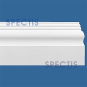"Spectis Moulding Base Trim MD1503 or MD 1503 Moulding - 1""P X 5 1/2""H X 12'0""L"
