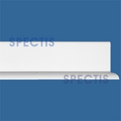 "Spectis Moulding Base Trim MD1575 or MD 1575 Moulding - 1 3/4""P X 5 1/2""H X 12'0""L"